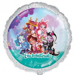 "18"" Enchantimals Foil Balloons"