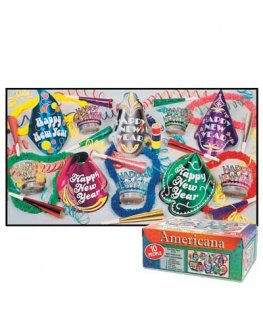 Americana New Year Party Pack For 10