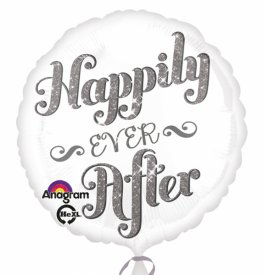 "18"" Happily Ever After Foil Balloons"
