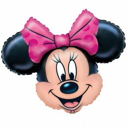 Minnie Mouse Supershape Balloons