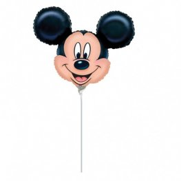 "9"" Mickey Mouse Mini Shape Balloons"