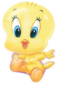 Baby Tweety Supershape Balloons