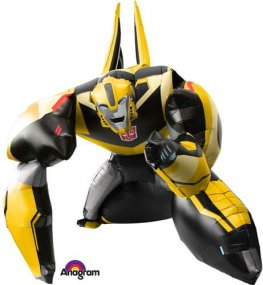 Transformers Bumble Bee AirWalker Balloons