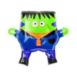 Little Frankenstein Eyecatcher Shape Balloons
