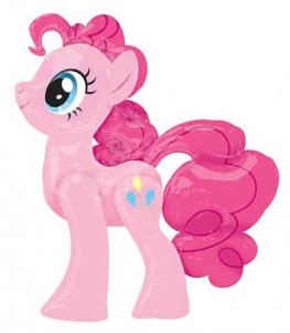 My Little Pony Pinkie Airwalker Balloons