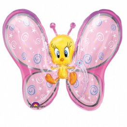 Fairy Tweety Supershape Balloons