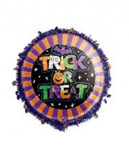"33"" Trick Or Treat Doo-Dad Halloween Foil Balloons"