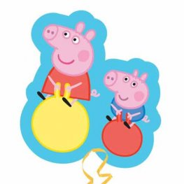 Peppa Pigs Supershape Balloons