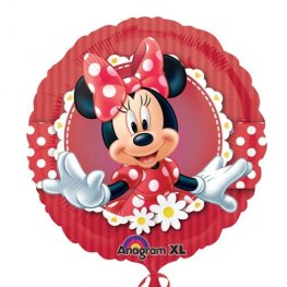 "18"" Mad About Minnie Foil Balloons"