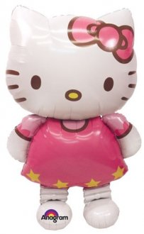 Hello Kitty Airwalker Balloons