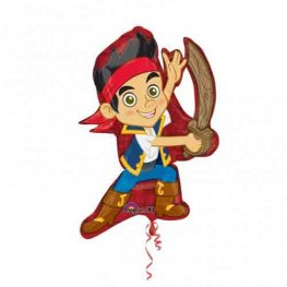 Jake & The Neverlands Pirates Supershape Balloons