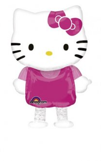 Hello Kitty Buddy Airwalker Balloons