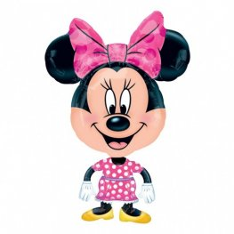 Minnie Mouse Airwalker Balloons