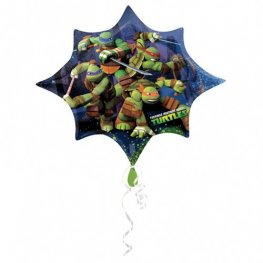Ninja Turtles Supershape Balloons
