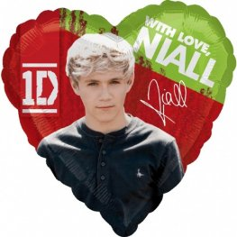 "18"" Nial One Direction Foil Balloons"