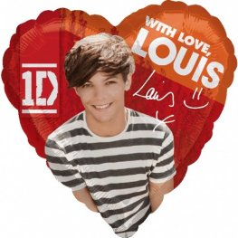 "18"" Louis One Direction Foil Balloons"