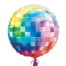 70s Disco Fever Supershape Balloons