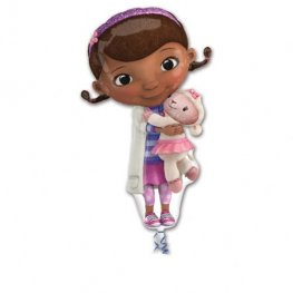 Doc McStuffins Supershape Balloons