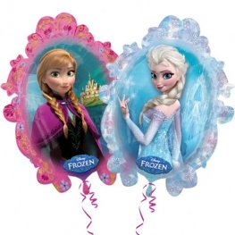 Frozen Supershape Balloons