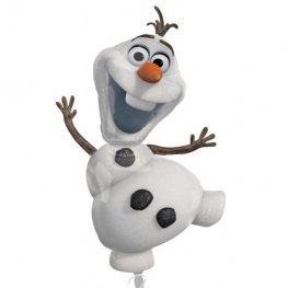 Frozen Olaf Supershape Foil Balloons