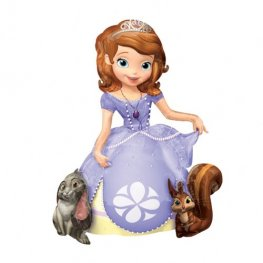 Sofia The First Airwalker Balloons