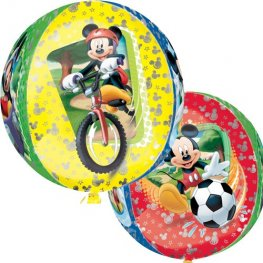 Mickey Mouse Orbz Foil Balloons