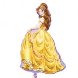 Princess Belle Supershape Balloons