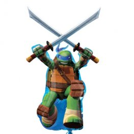 Leonardo Ninja Turtles Supershape Balloons