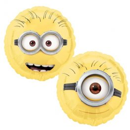 "18"" Despicable Me Minion Foil Balloons"