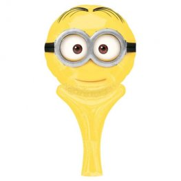 "6"" Despicable Me Minion Inflate A Fun Air Filled Foil Balloons"
