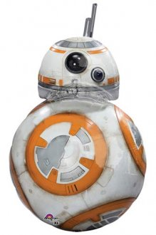 Star Wars The Force Awakens BB8 Supershape Balloons