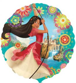 "18"" Elena Of Avalor Foil Balloons"