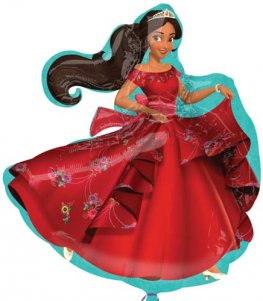Elena Of Avalor Supershape Balloons