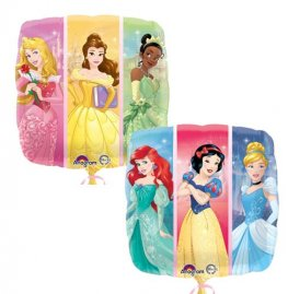 "18"" Disney Princess Dream Big Foil Balloons"