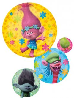 Trolls Supershape Balloons