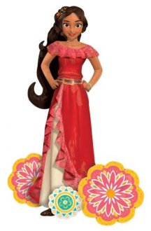 Elena Of Avalor Airwalker Balloons
