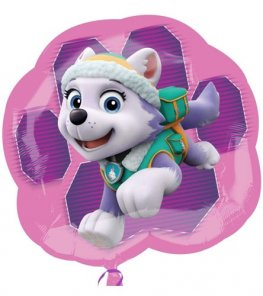 Skye & Everest Paw Patrol Supershape Balloon