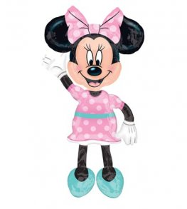 Minnie Mouse Air Walker Balloons
