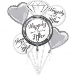 Happily Ever After Bouquet Balloons