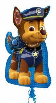 Paw Patrol Chase Supershape Balloons