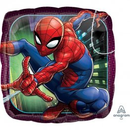 "18"" Spider Man Animated Foil Balloons"
