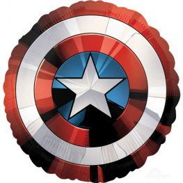 Avengers Shield Supershape Balloons