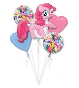 My Little Pony Balloons Bouquet