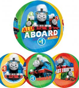 Thomas The Tank Engine Orbz Foil Balloons
