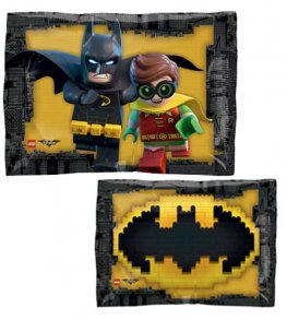 LEGO Batman Junior Shape Foil Balloons