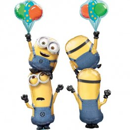 Despicable Me Stacker Multi Foil Balloons