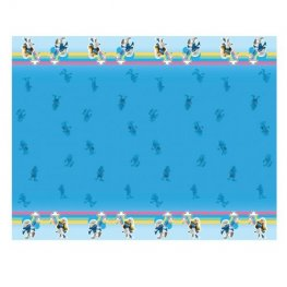 Smurf Table Cover x1