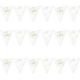 Golden Anniversary Flag Bunting