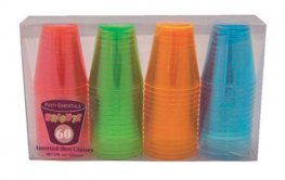 Neon Shot Glass x60