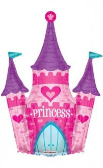Princess Castle Shape Balloons